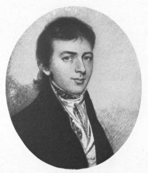 Charles Seymour (1771-1852) of Hartford, from a miniature