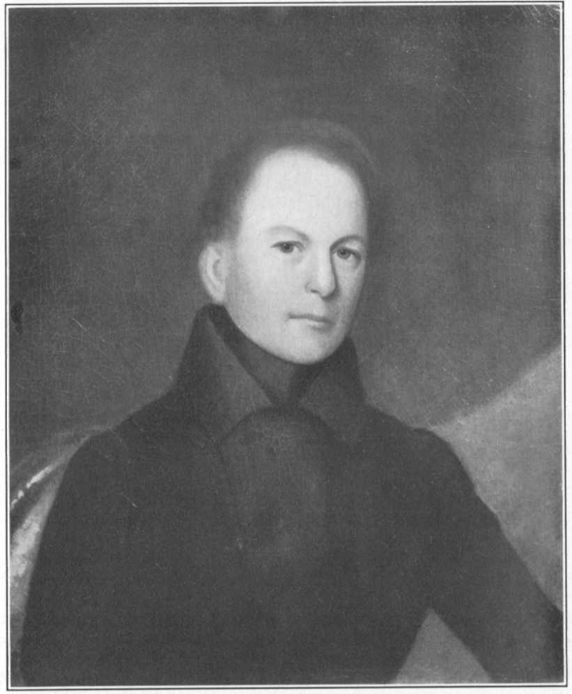 Captain John Chenevard, Jr. (1770-1808)