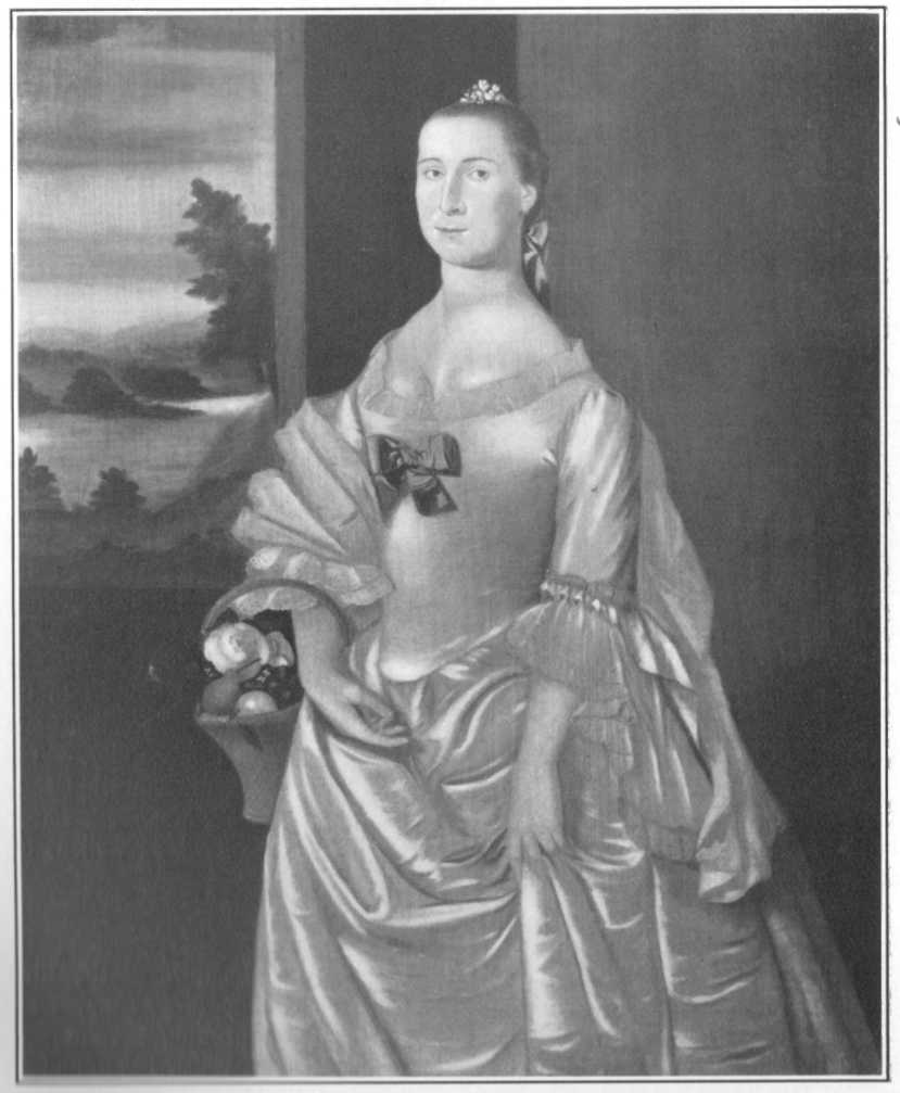 Mary (Ledyard) Seymour (1735-1807), Wife of the First Mayor