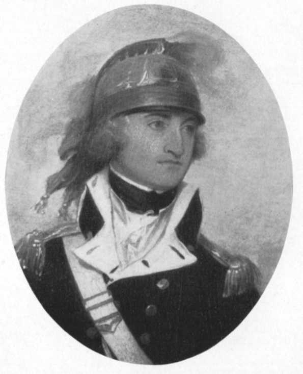 Captain Thomas Youngs Seymour (1757-1811)